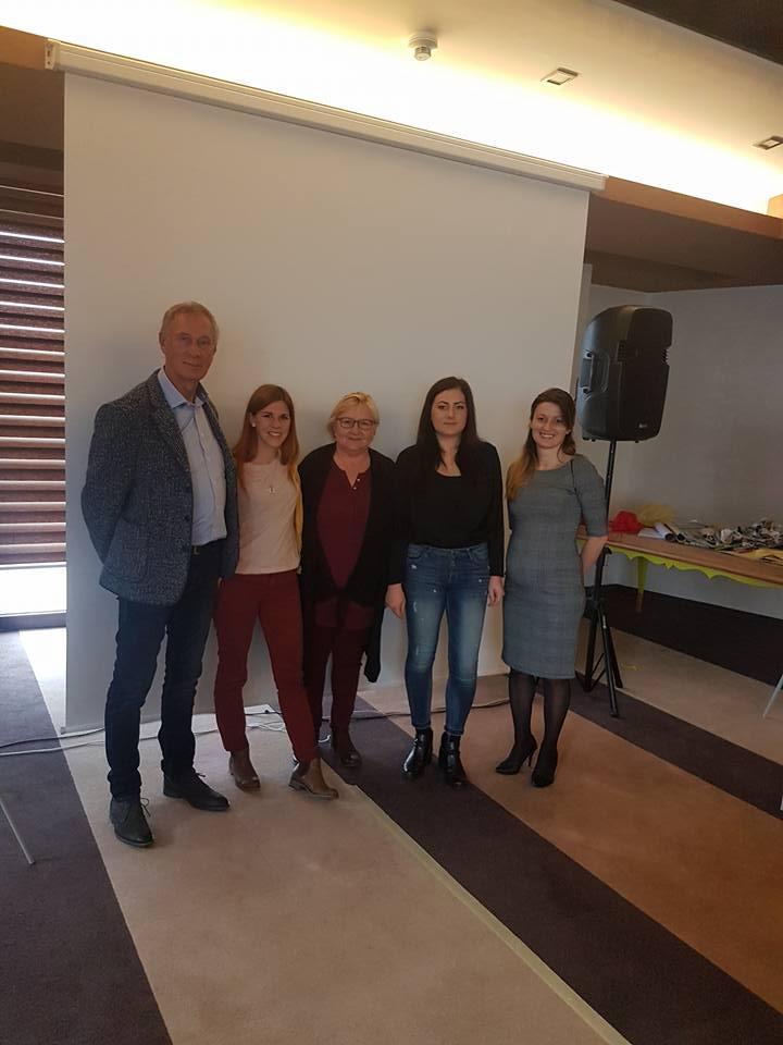 Sudjelovanje na UNICEF-ovom treningu za razvoj udomiteljstva u BiH