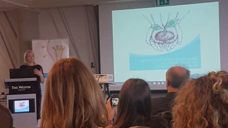 Sudjelovanje na Konferenciji SOS Dječjeg sela Hrvatska