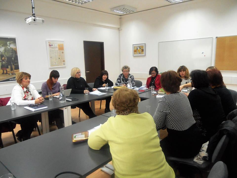 Sastanak u Ministarstvu za demografiju, obitelj, mlade i socijalnu politiku