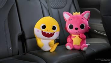 Donacija plišanih igračaka Pinkfong i Baby Shark od UNICEF-a