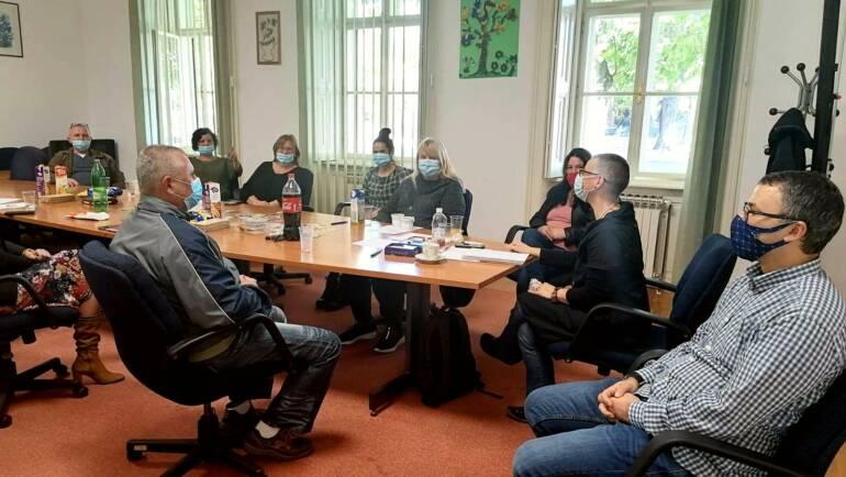 Prva iskustveno-edukativna radionica održana u Vukovaru