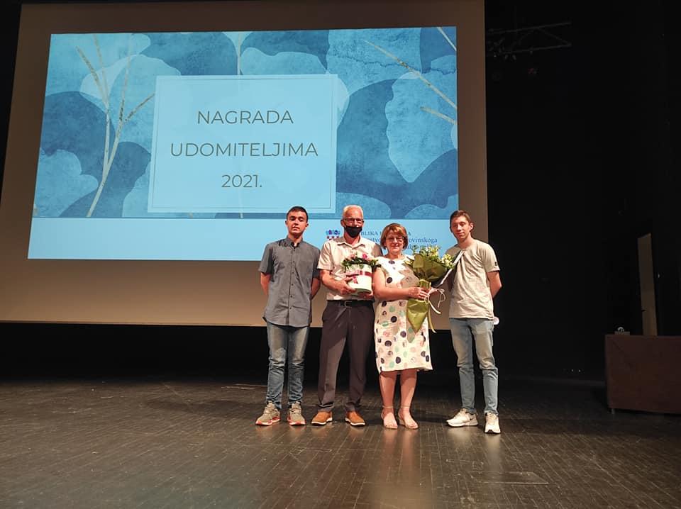 Nagrada udomiteljima 2021.